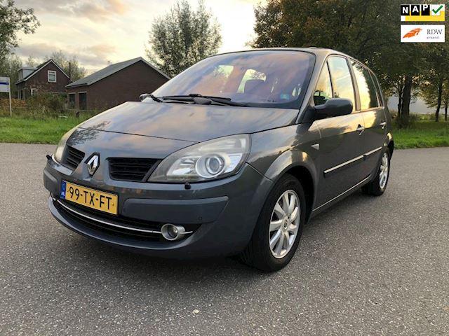 Renault Scénic 2.0-16V Tech Line     Automaat*Navigatie*Cruise*Airco*Dealer onderhouden*