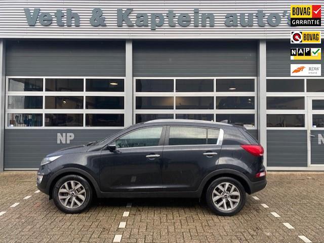Kia Sportage occasion - Veth & Kaptein Auto's B.V.
