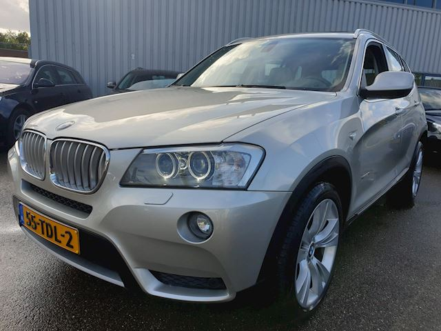 BMW X3 XDrive20d High Executive  Panodak Sportleder 1e Eigenaar