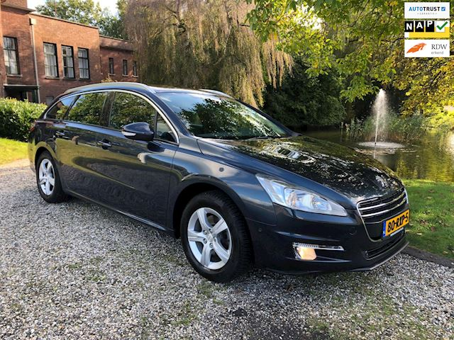 Peugeot 508 SW 1.6 THP Active AIRCO/cruise *apk:08-2022*