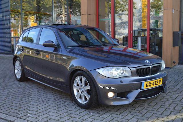 BMW 1-serie 120i bj05 schuifdak m pakket leuke auto