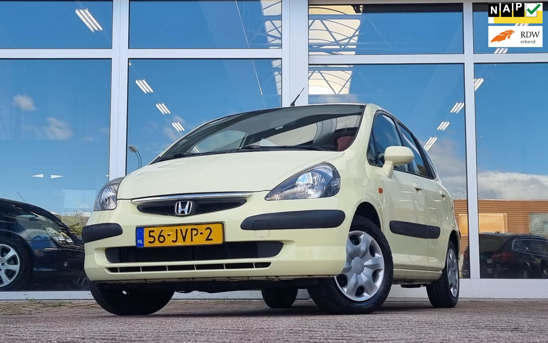 Honda Jazz occasion - van den Boog Automotive