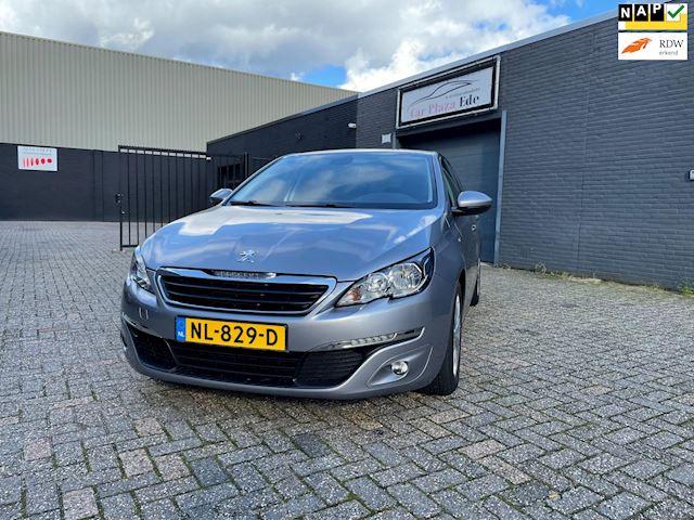 Peugeot 308 1.6 BlueHDI Blue Lease Executive Pack Clima Cruise Navi Led LM-Wielen PDC APK NAP.