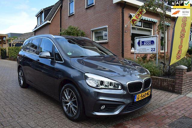 BMW 2-serie Gran Tourer 220i M Sport 7p./AUTOMAAT/192PK!/CRUISE/AIRCO-ECC/CAMERA/NAVI/7 PERS/XENON/PDC V+A/TREKHAAK/BLUETOOTH