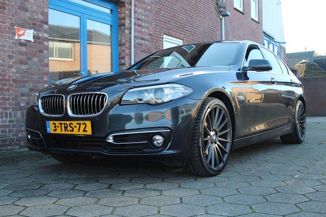 BMW 5-serie 520d High Executive Sedan Automaat * Navi / 360Camera / Leder *