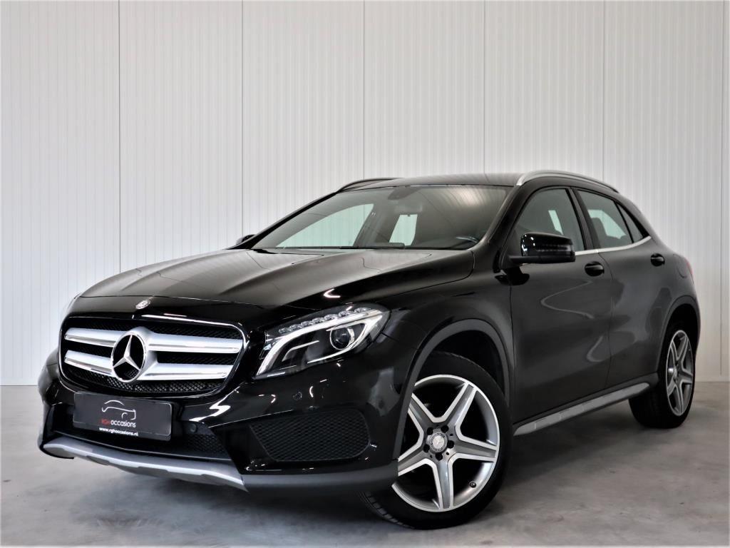 Mercedes-Benz GLA-klasse occasion - RGH Occasions
