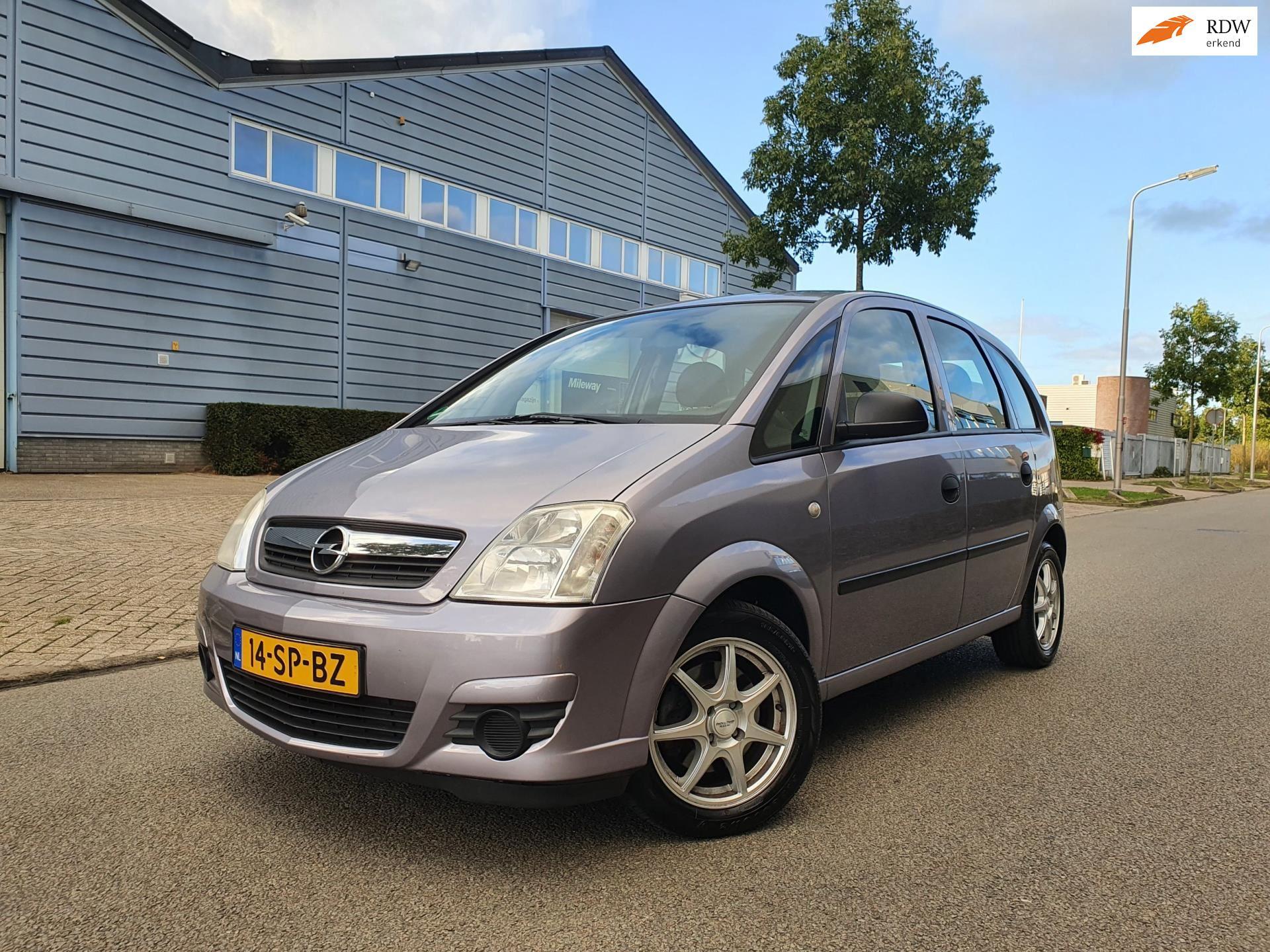 Opel Meriva occasion - Autohandel Direct