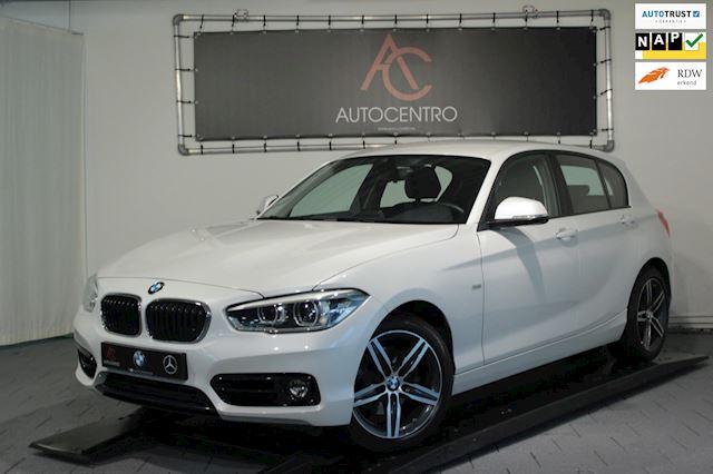 BMW 1-serie 120i Sport Line / LED / PDC / Dig. Teller / Xenon / 184PK / Parelmoer