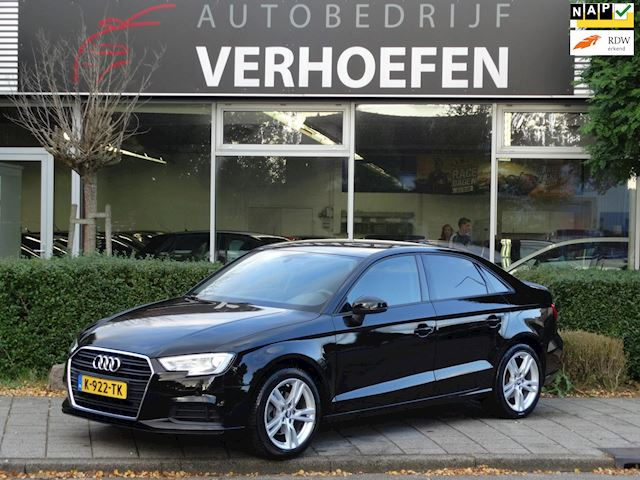 Audi A3 Limousine 1.0 TFSI Pro Line - DIGITAL DASH - XENON - LEDER - STOEL VERW - PDC V+A - GARANTIE !!