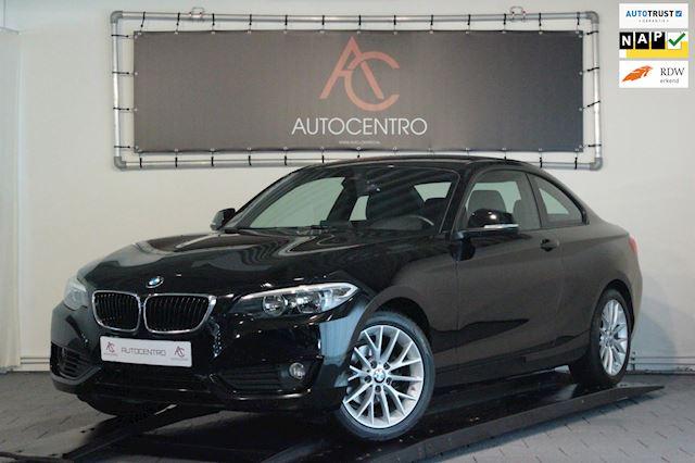 BMW 2-serie Coupé 218i High Executive / Memory / Navi / PDC / Automaat
