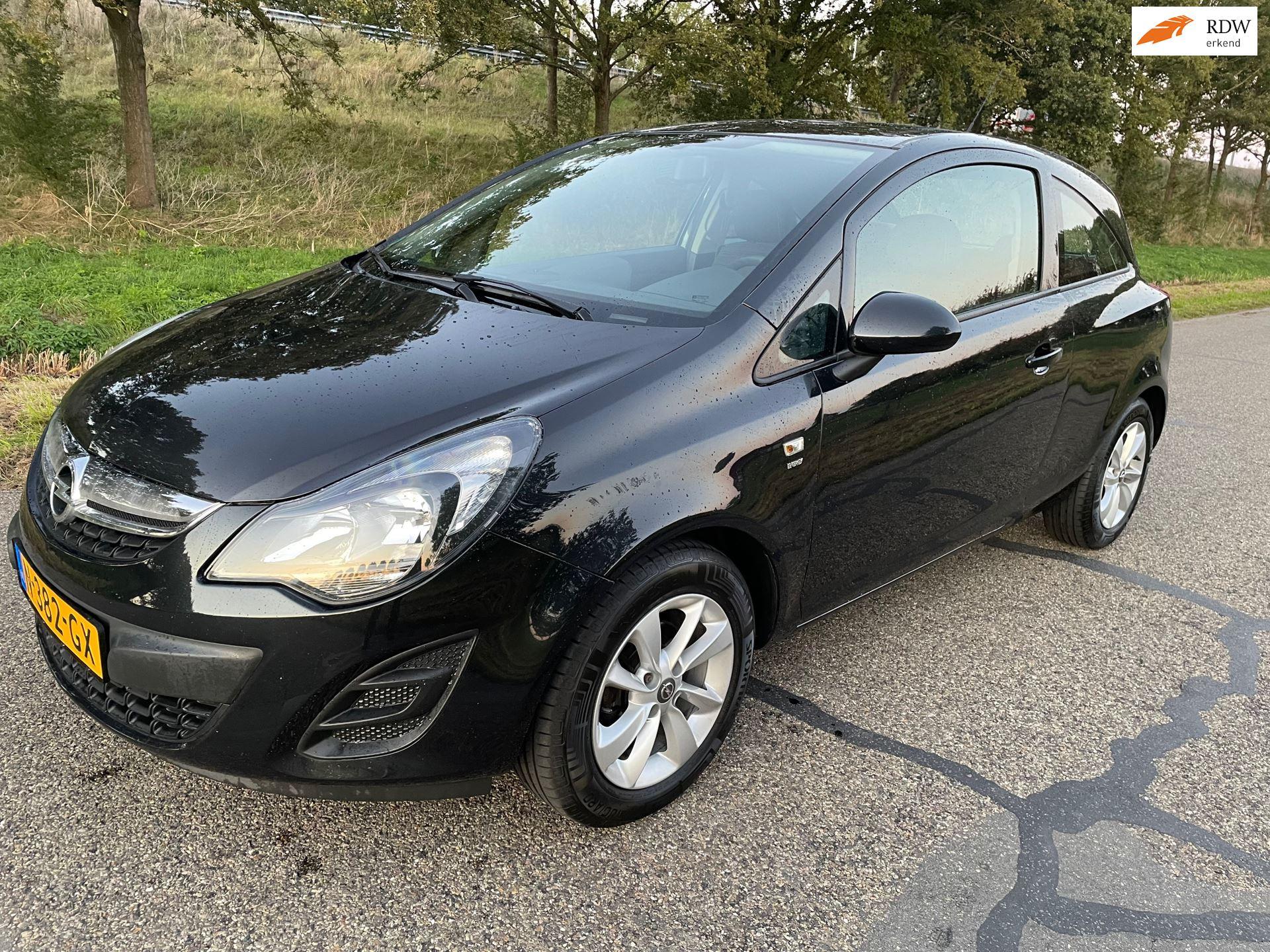 Opel Corsa occasion - Lakerveld Auto's