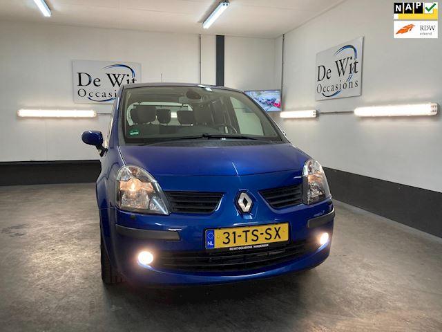 Renault Modus 1.6-16V Dynamique AUTOMAAT incl. ELEKTR.PANAO. DAK/CLIMA. met NWE APK/GARANTIE.