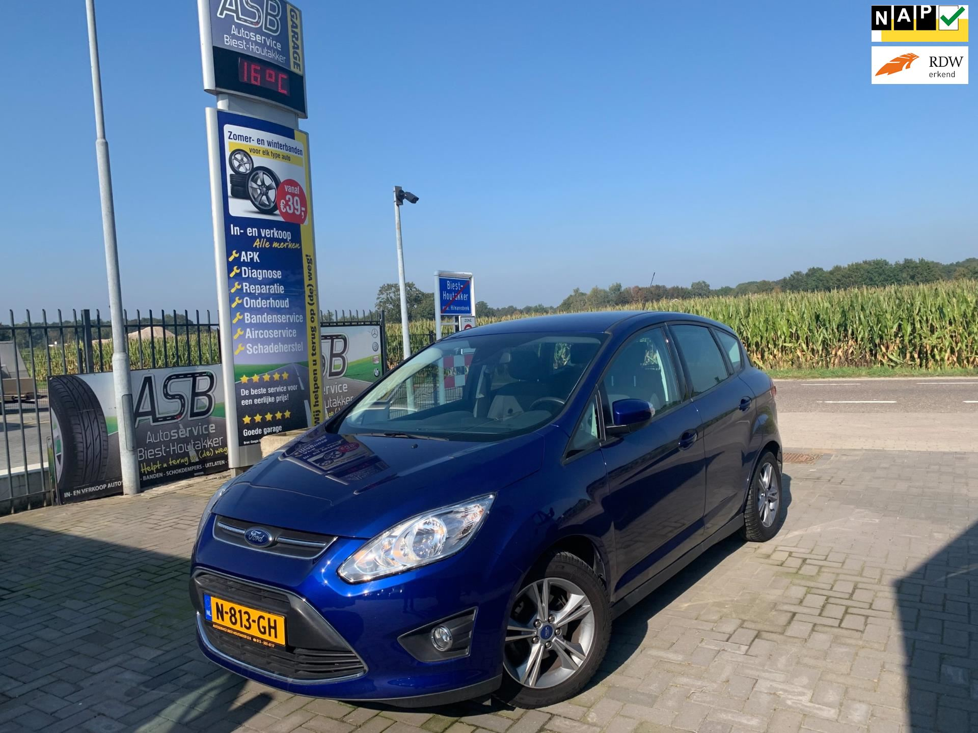 Ford C-Max occasion - Autoservice Biest Houtakker