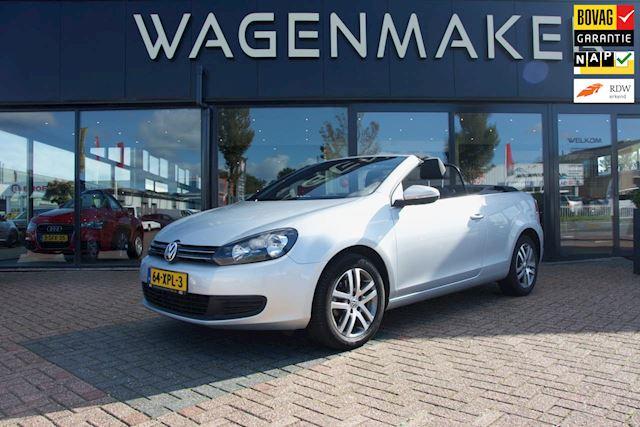 Volkswagen Golf Cabriolet occasion - Wagenmaker Auto's