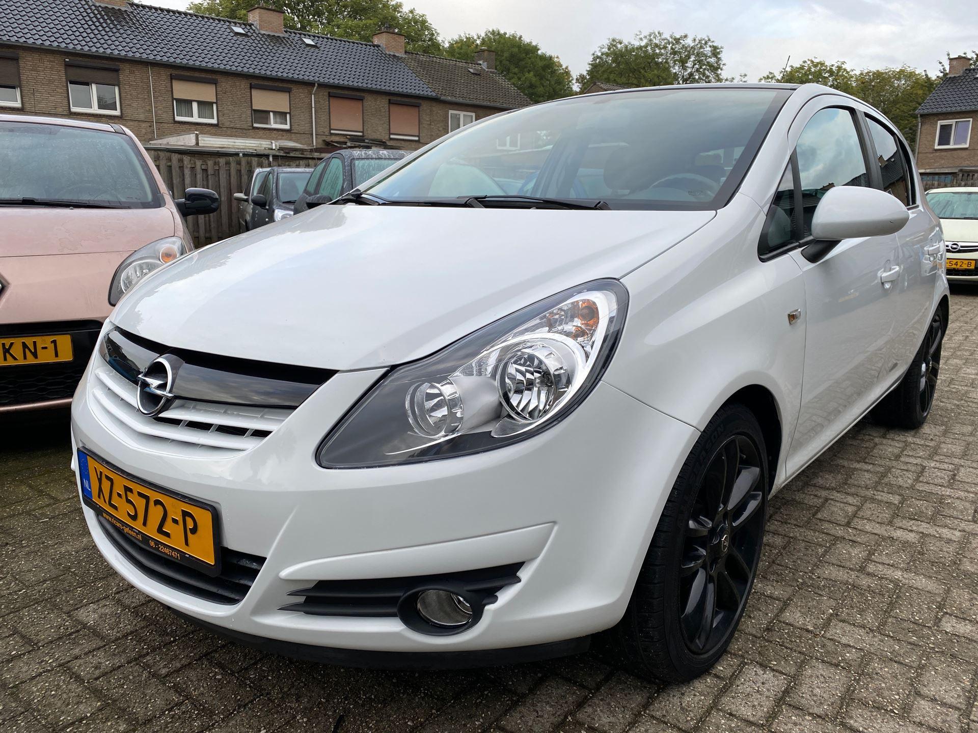 Opel Corsa occasion - Autobedrijf Ricars