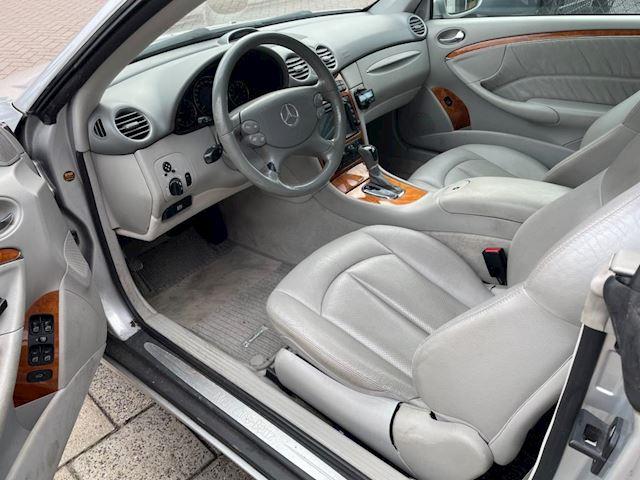 Mercedes-Benz CLK-klasse Coupé 320 Avantgarde