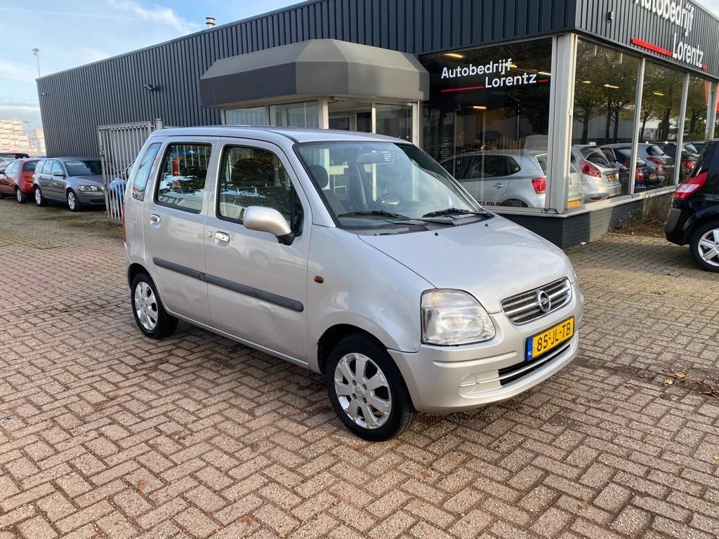 Opel Agila occasion - Autobedrijf Lorentz