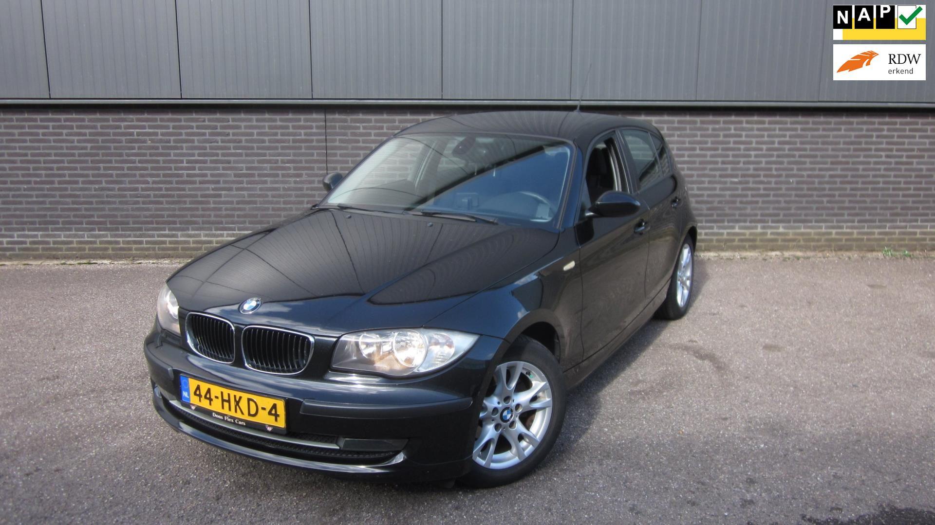 BMW 1-serie occasion - Flex Cars Zwaag
