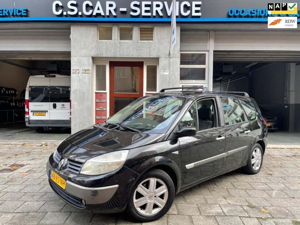 Renault Grand Scénic occasion - CS Car Service