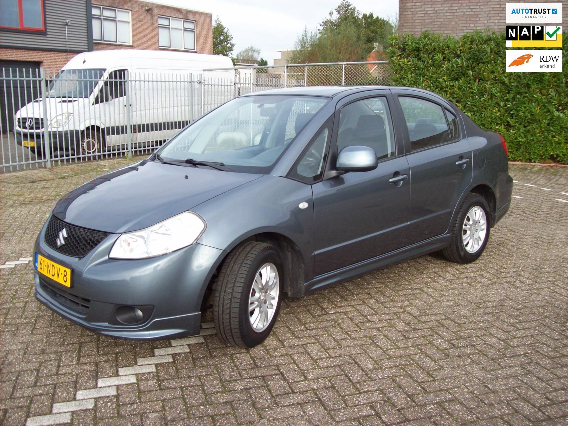 Suzuki SX4 occasion - Car Sales Waalwijk