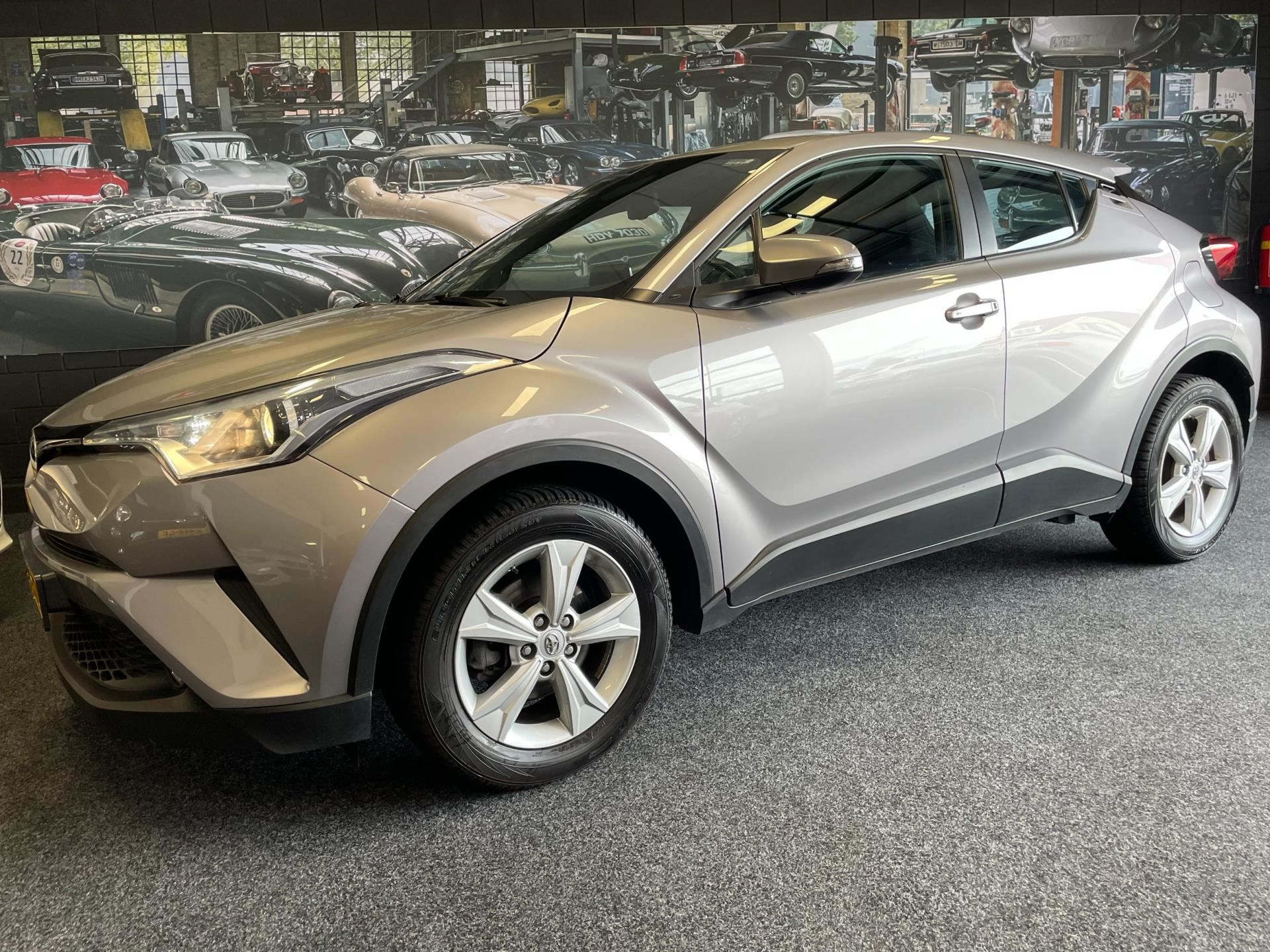 Toyota C-HR occasion - Autohuis Poeldijk