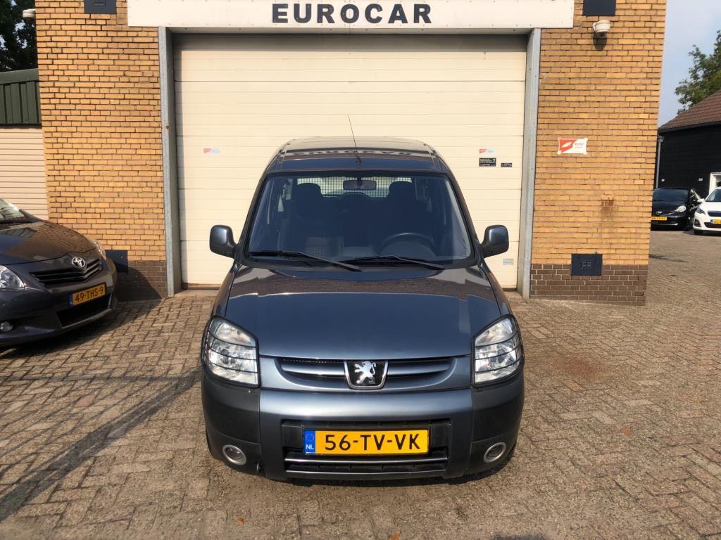 Peugeot Partner MPV occasion - Eurocar