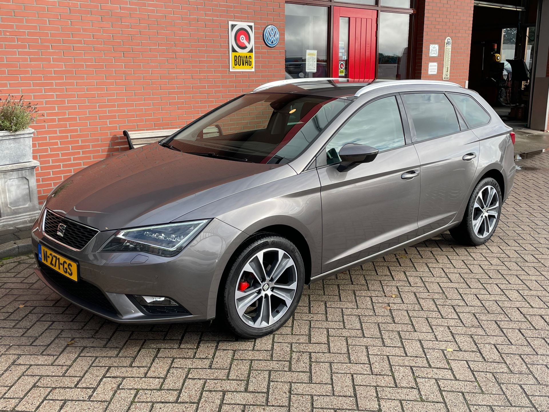 Seat Leon ST occasion - Wester Wognum B.V.