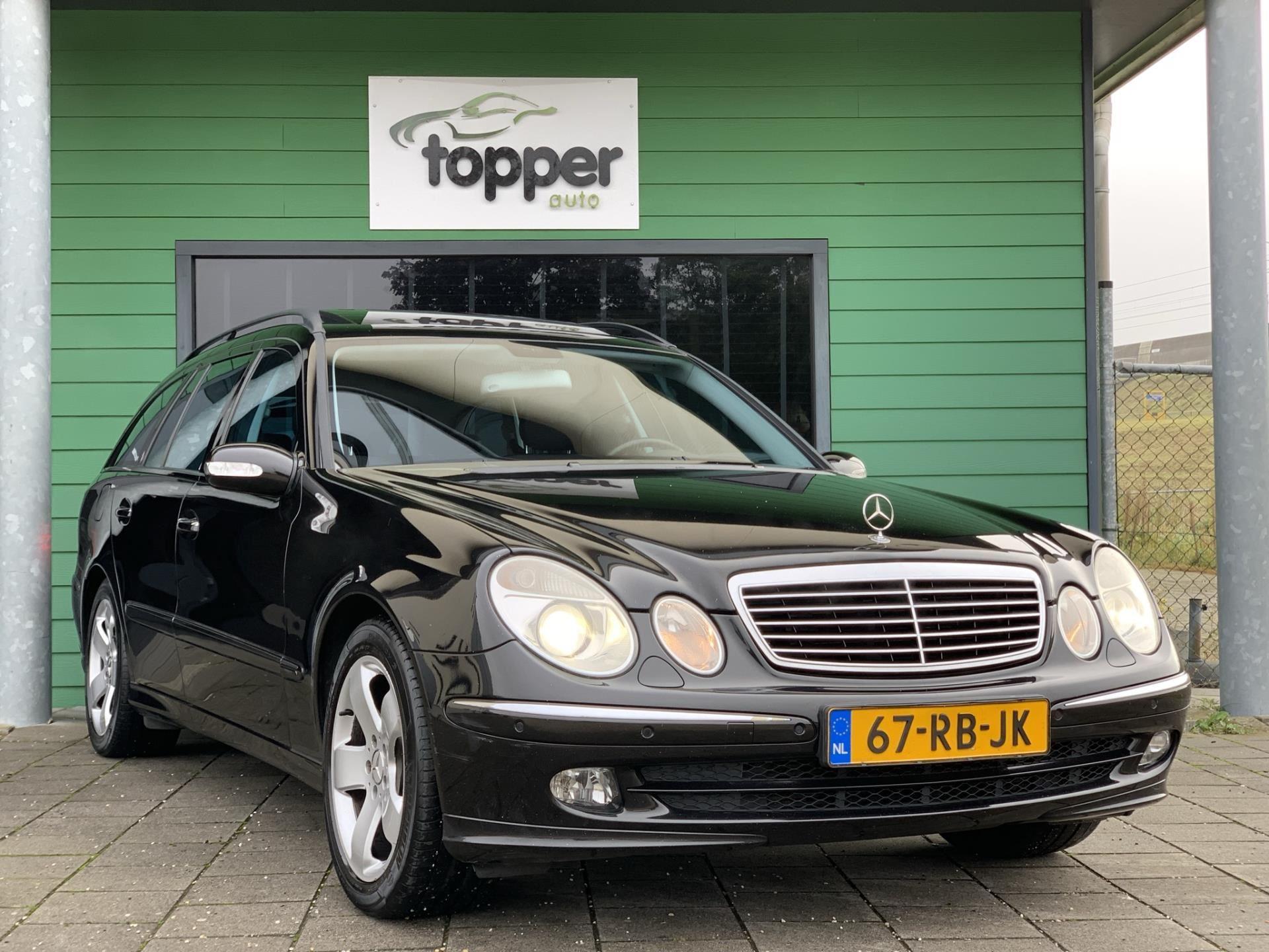 Mercedes-Benz E-klasse Combi occasion - Topper Auto