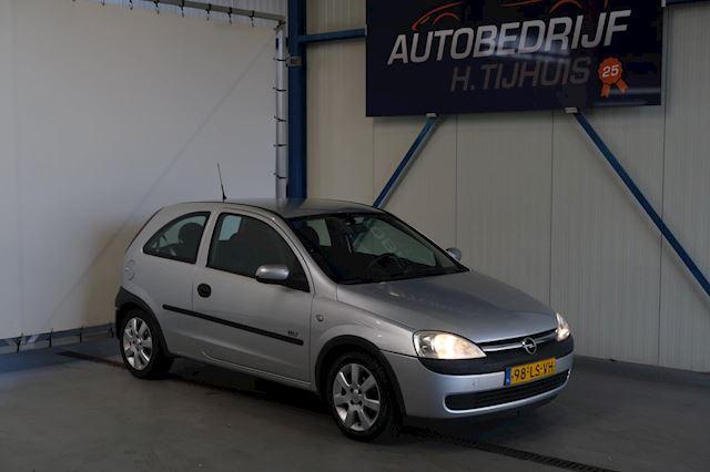 Opel Corsa 1.2-16V Njoy Easytronic Automaat - N.A.P. Airco.
