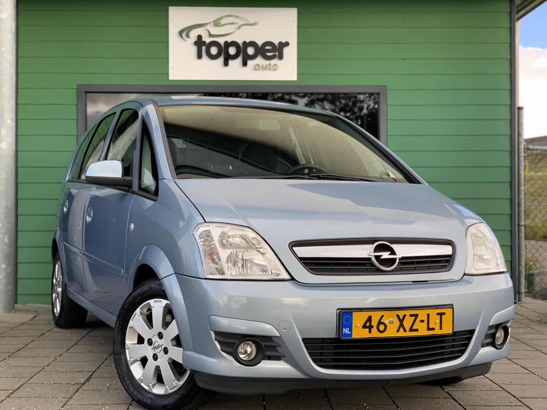 Opel Meriva occasion - Topper Auto