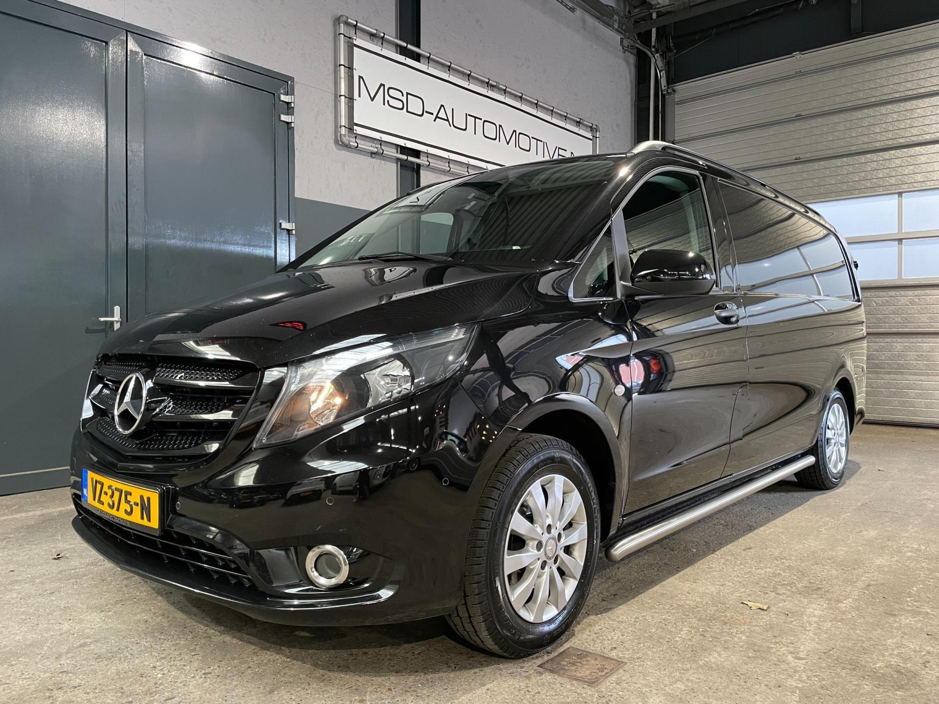 Mercedes-Benz Vito occasion - MSD Automotive