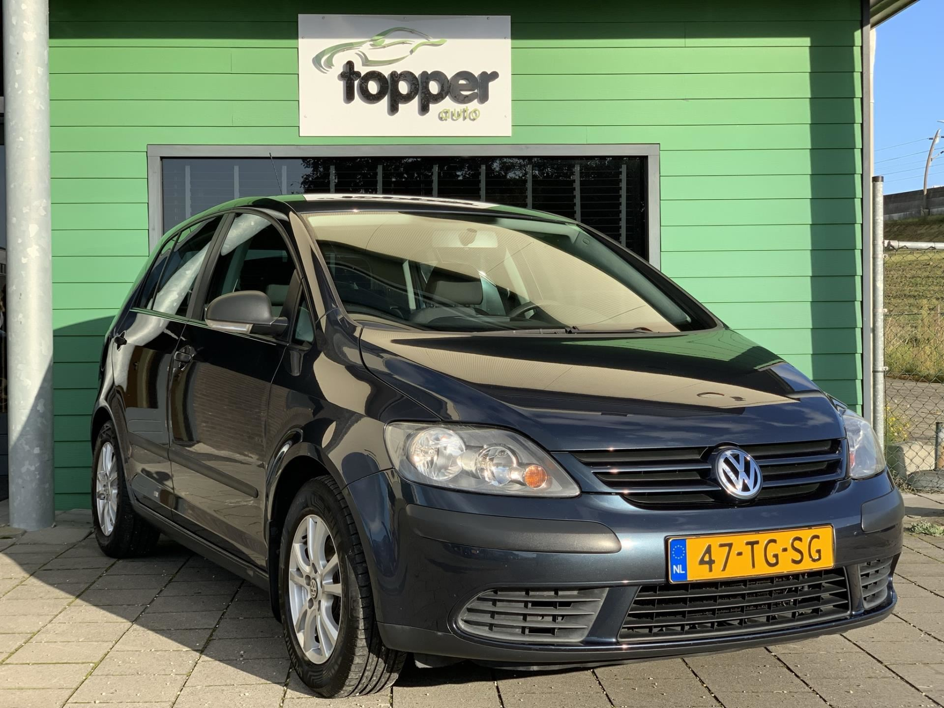 Volkswagen Golf Plus occasion - Topper Auto