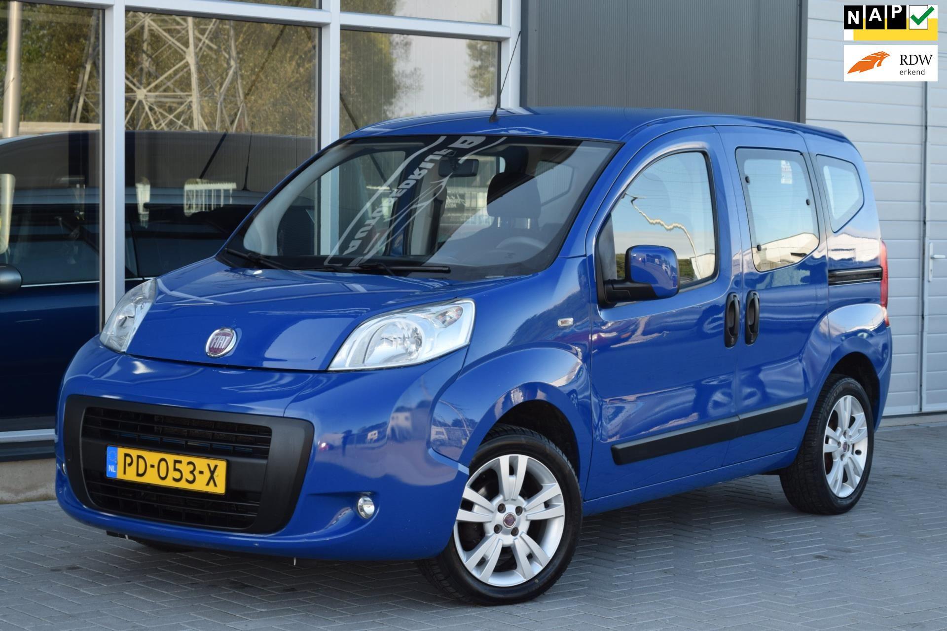 Fiat Qubo occasion - Autobedrijf Bak