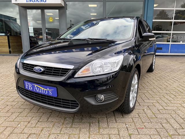 Ford Focus 1.8 BLACK MAGIC, AIRCO, LMV !!