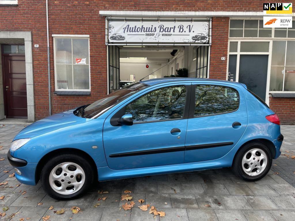 Peugeot 206 occasion - Autohuis Bart Bv