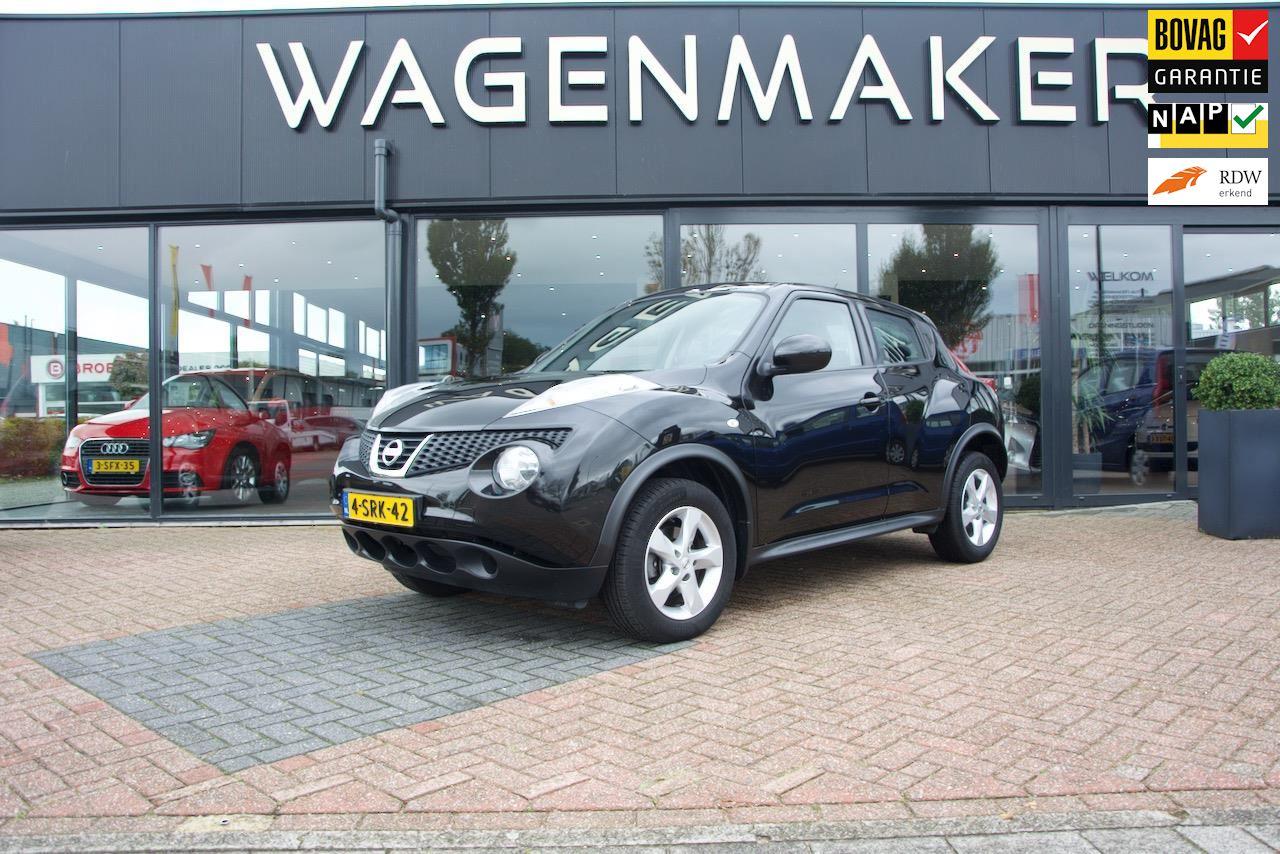 Nissan Juke occasion - Wagenmaker Auto's