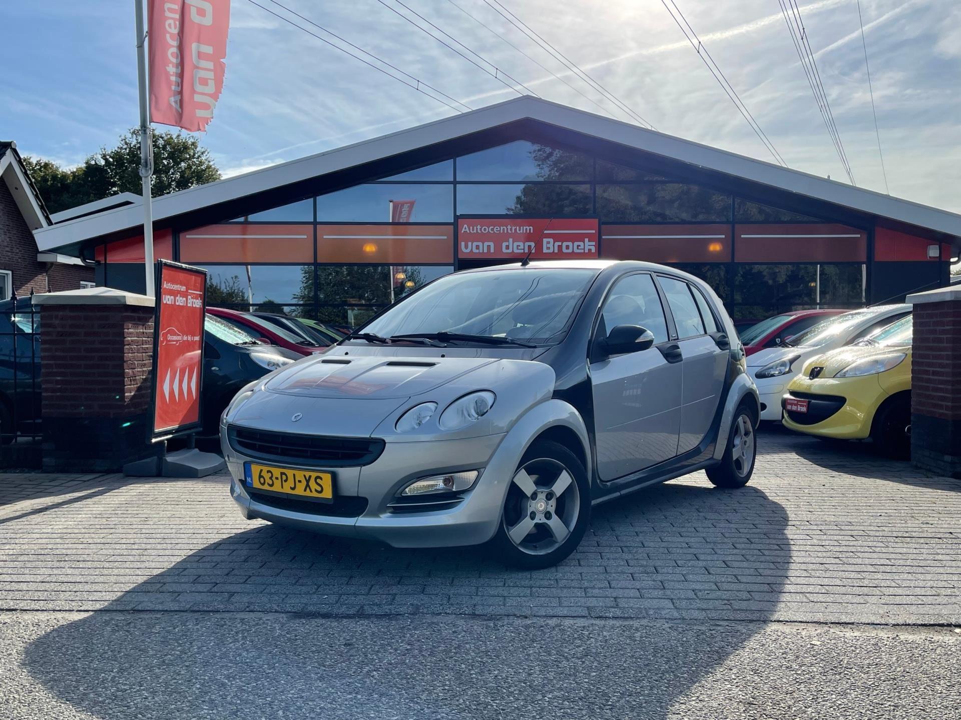 Smart Forfour occasion - AutoCentrum A. van Den Broek