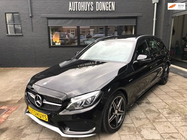 Mercedes-Benz C-klasse Estate 43 AMG 4MATIC! 367pk! Head Up! Panodak! 82dkm!