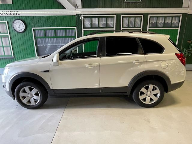 Chevrolet Captiva 2.4i  2WD 7 Persoons Navigatie/Xenon/cruise