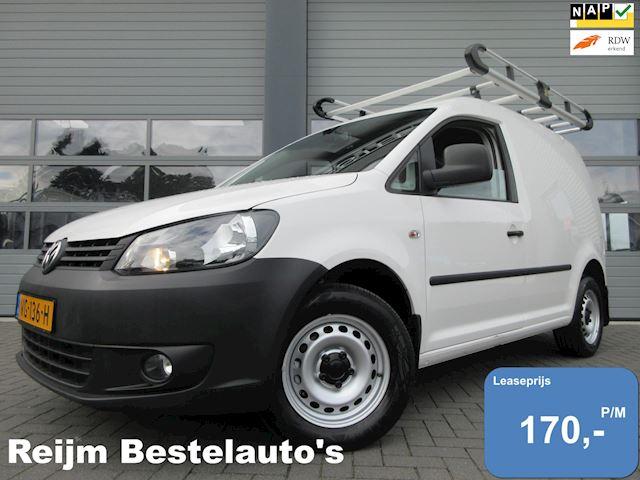 Volkswagen Caddy 1.6tdi met Airco, Cruisecontrol, Trekhaak