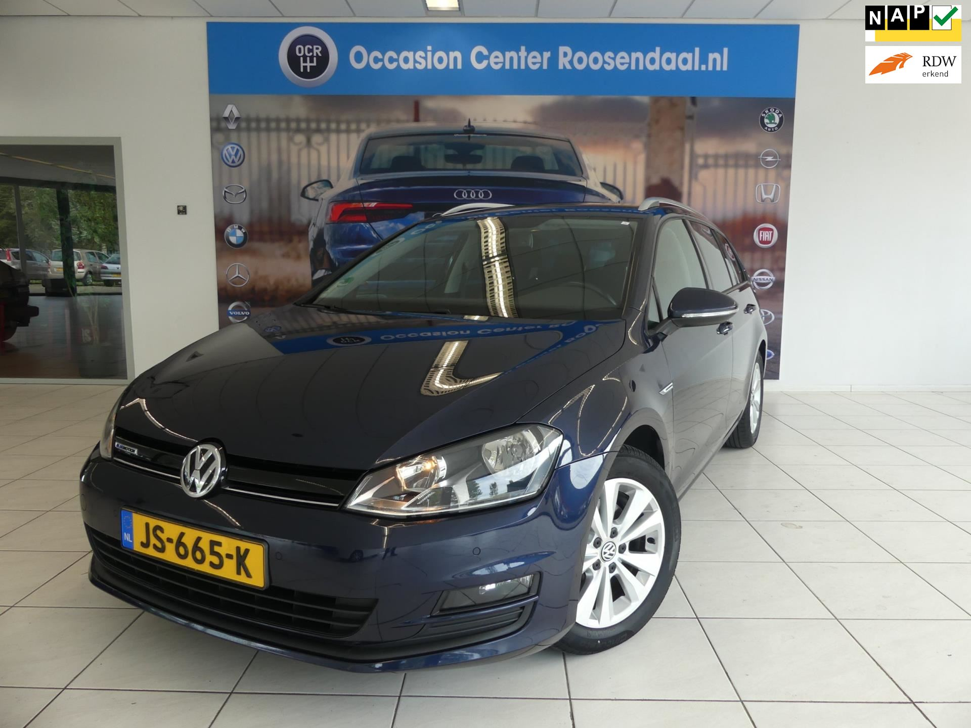 Volkswagen Golf Variant occasion - Occasion Center Roosendaal