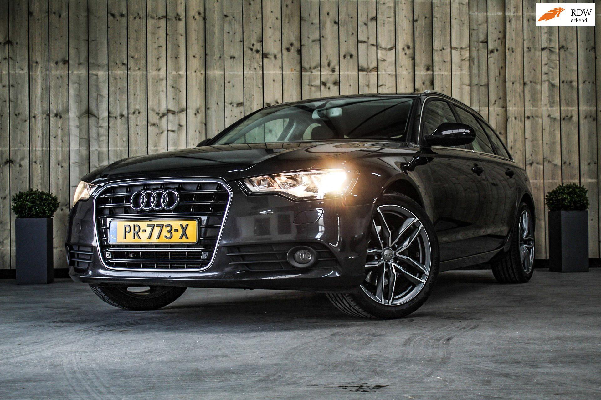 Audi A6 Avant occasion - W de Jong Auto's