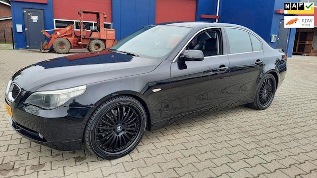 BMW 5-serie 520i Executive Navi leder 20