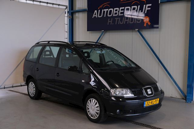 Seat Alhambra 2.0 Reference Automaat 7p - Airco, Cruise, Trekhaak.