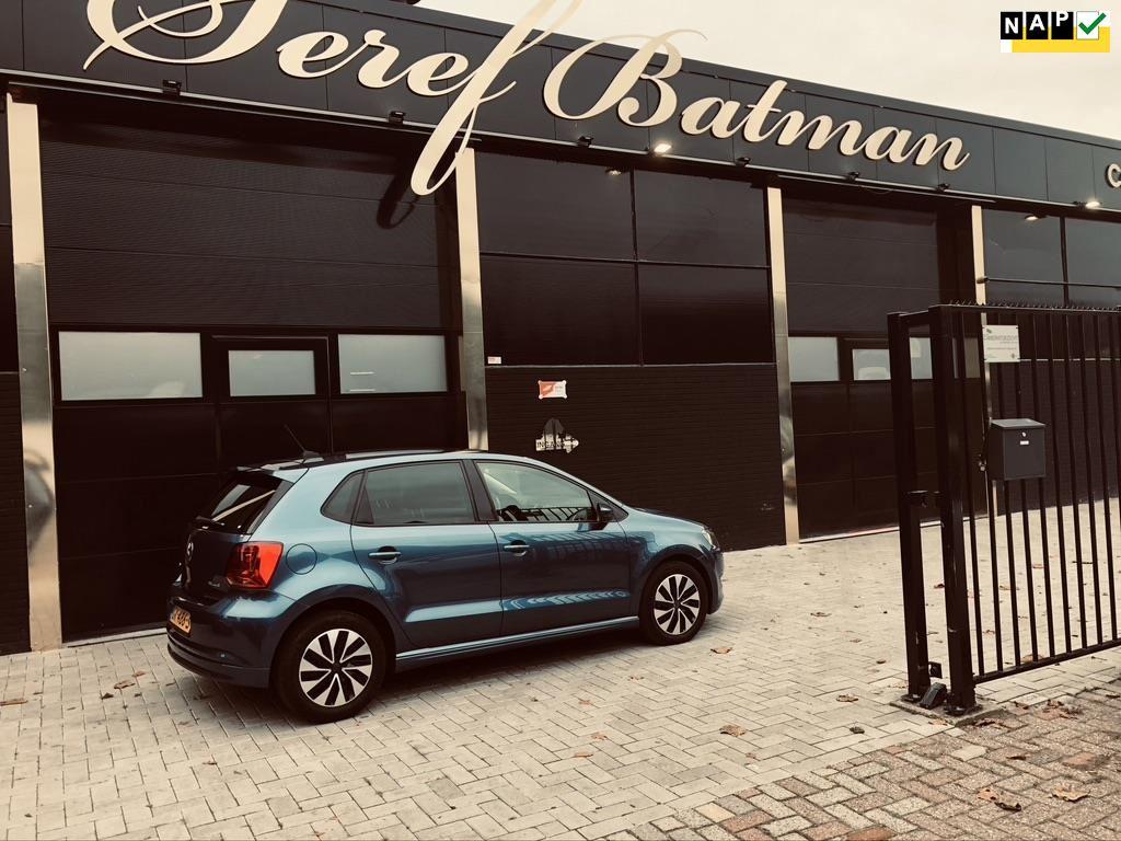 Volkswagen Polo occasion - Seref Batman Car Trade Company