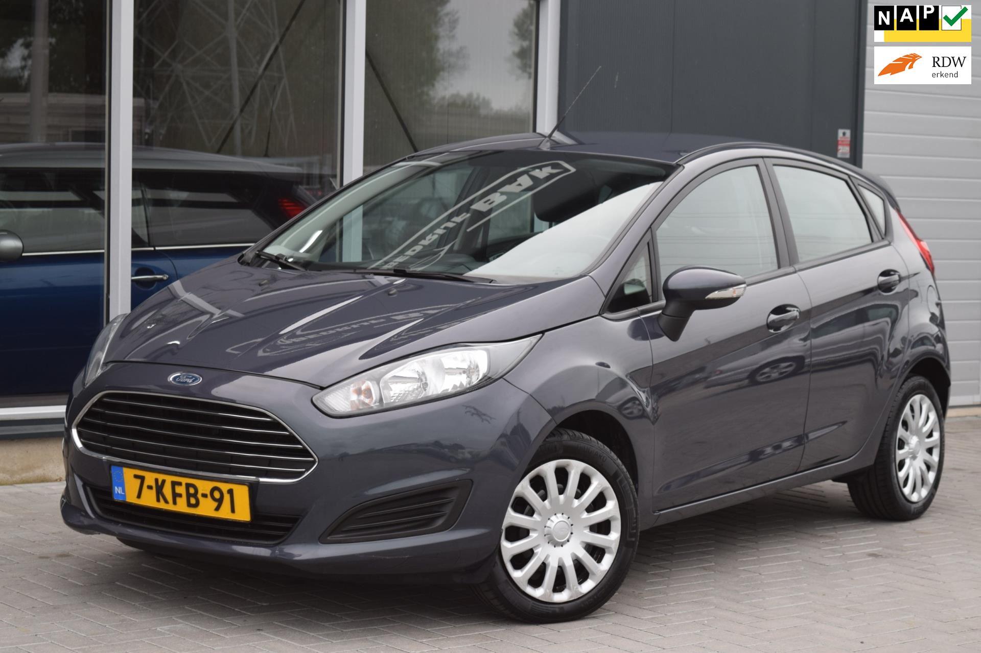Ford Fiesta occasion - Autobedrijf Bak