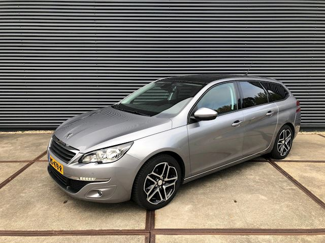 Peugeot 308 SW 1.6 BlueHDI Blue Lease Executive Pack VOLLE UITVOERING !!