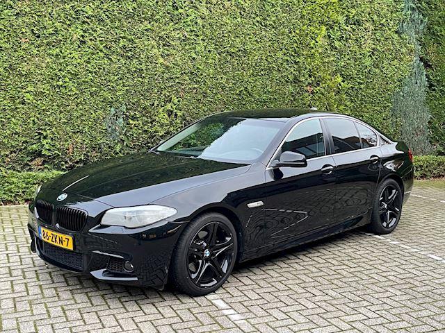 BMW 5-serie 520d High Exe M-Sportpakket  Leder Navi Xenon