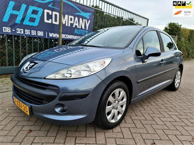Peugeot 207 1.4 X-line | Airco | Nieuwe APK | Trekhaak