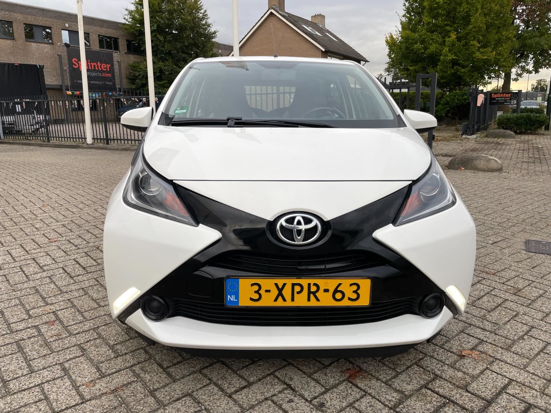 Toyota Aygo occasion - CTR Holland